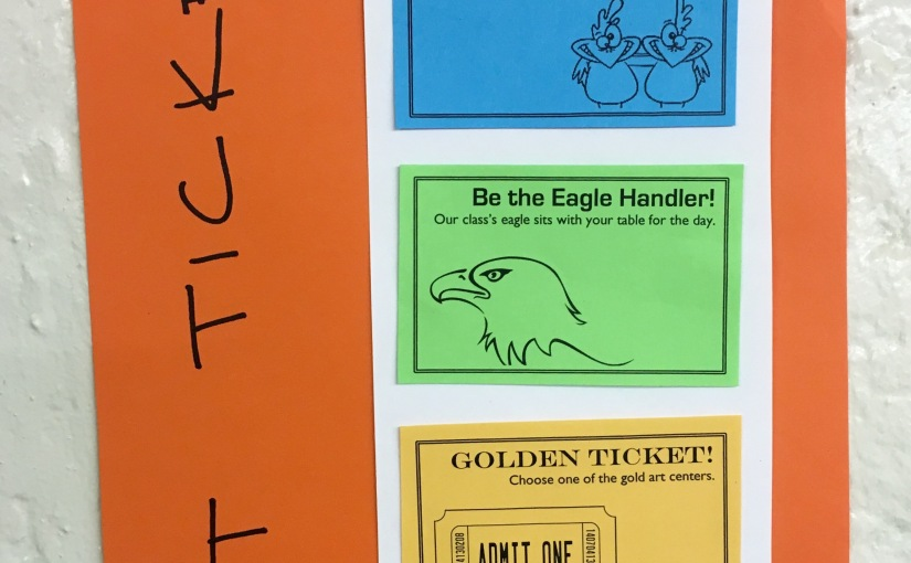 Motivate Students with Art Tickets