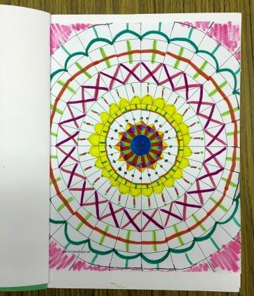 Mandala Sketchbook Project
